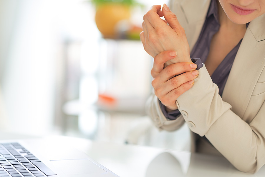 Preventable Wrist Injury